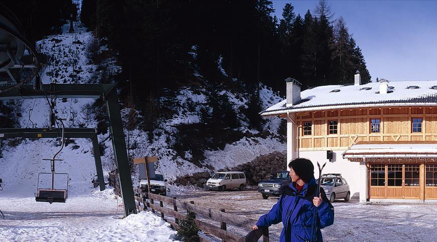 Hotel Alpinlounge W! *** - Ultimo (BZ) - Trentino Alto Adige