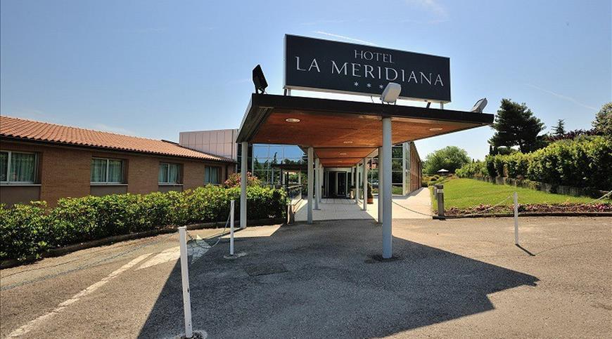 Hotel La Meridiana **** - Perugia (PG) - Umbrien