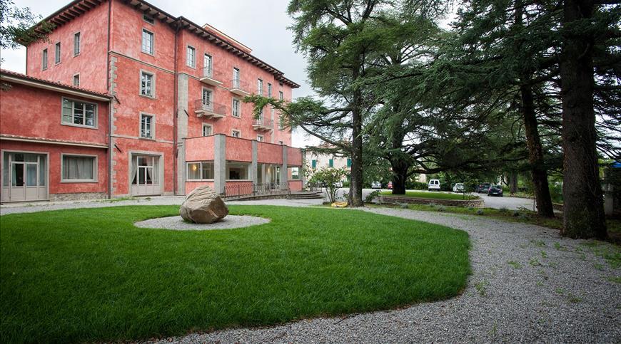 Grand Hotel Impero Spa e Resort **** - Castel del Piano (GR) - Toskana