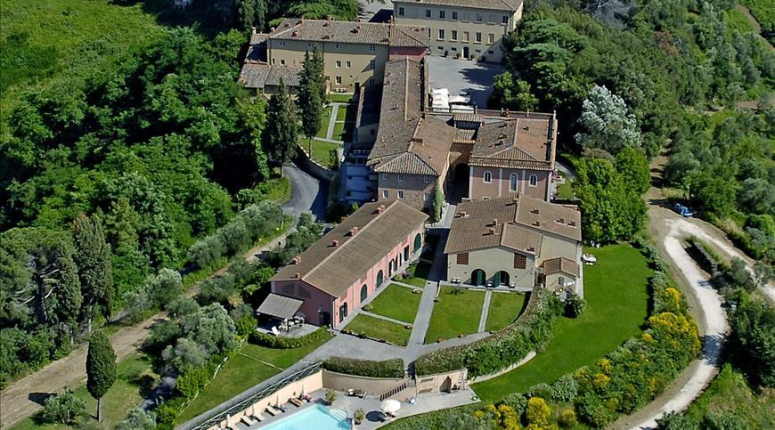 Hotel Borgo Colleoli Resort  *** - Palaia (PI) - Toscana