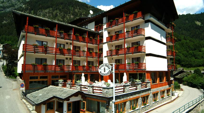Hotel Italia *** - Brusson (AO) - Aostatal