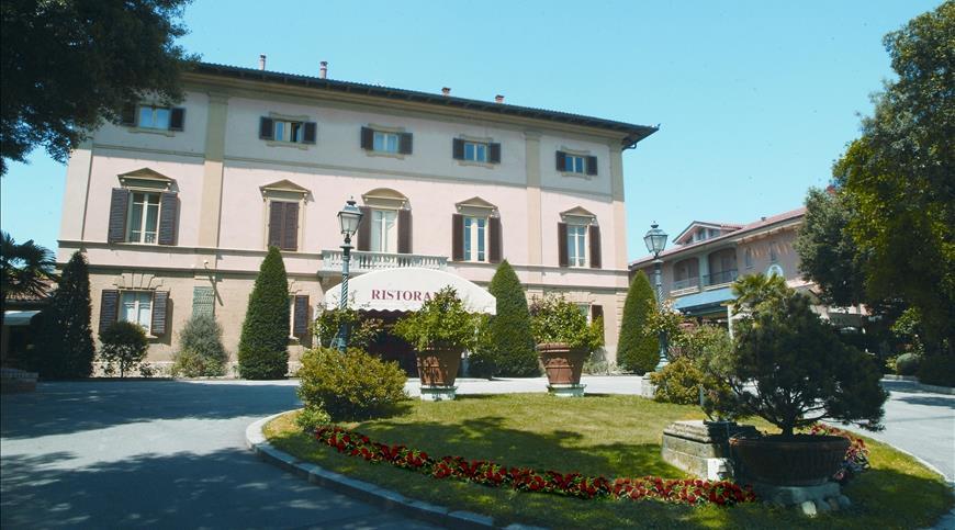 Hotel Villa delle Rose **** - Pescia (PT) - Toscana