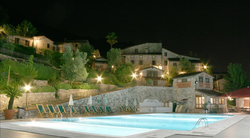 Borgo Giusto - Borgo a Mozzano (LU) - Toscana