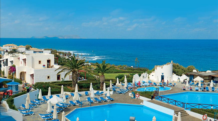 Villaggio Settemari Club Aldemar Cretan Village **** - Hersonissos (CR) - Crete