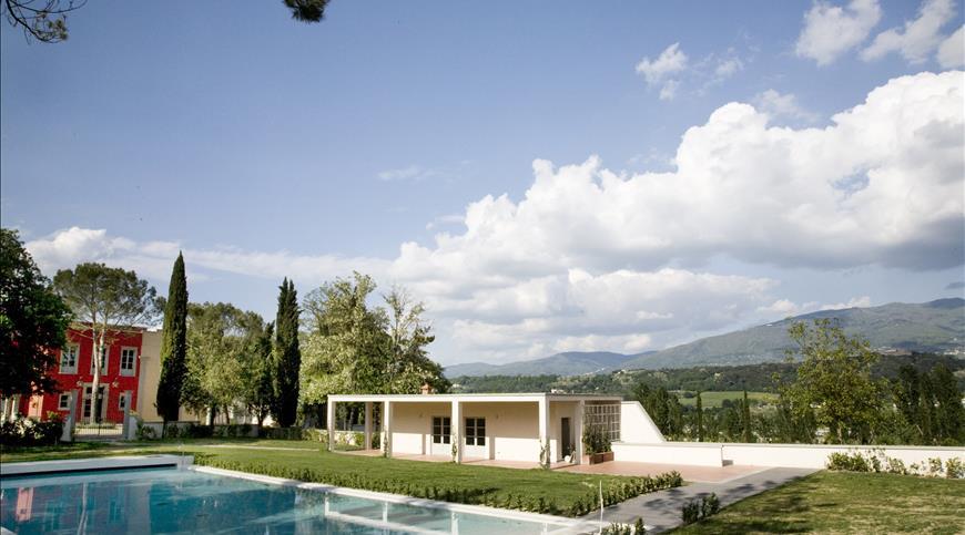 Hotel Relais Villa il Palagio **** - Rignano sull'Arno (FI) - Toscana