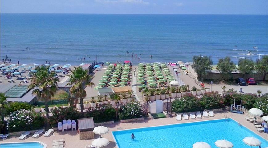 Hotel Club Sabbiadoro **** - Battipaglia (SA) - Campania