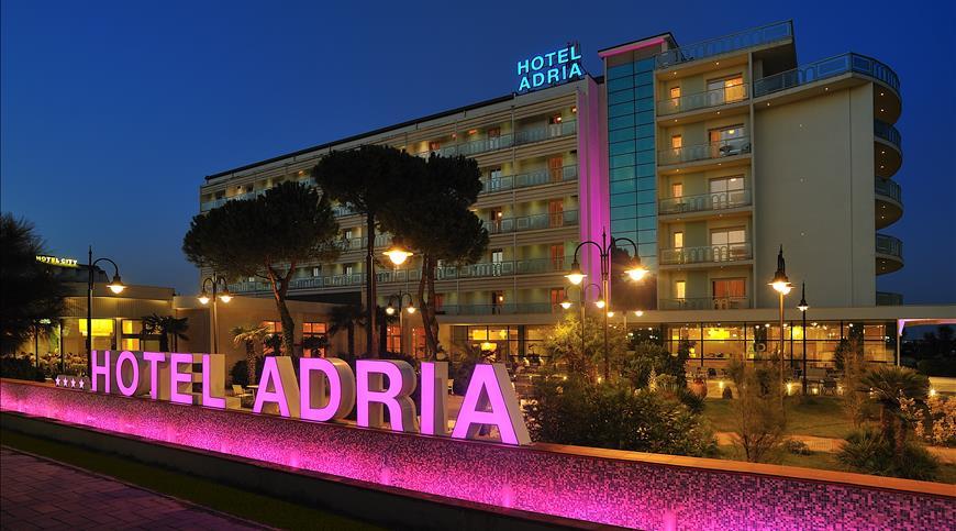 Hotel Adria **** - Milano Marittima (RA) - Emilia Romagna