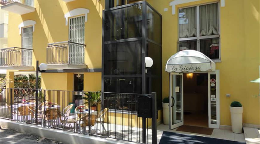 Hotel La Gioiosa *** - Rimini  (RN) - Emilia Romagna
