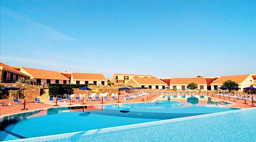 Ferienanlage Le Tonnare **** - Stintino (SS) - Sardinien