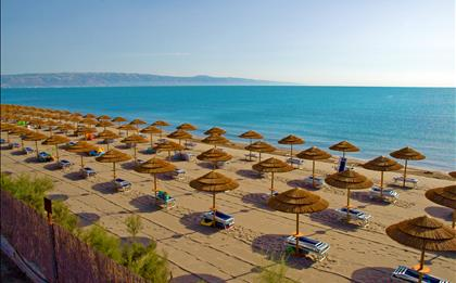 Residence African Beach Resort ***