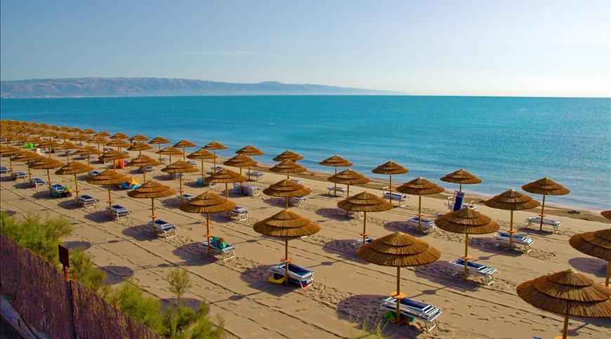Residence African Beach Resort *** - Manfredonia (FG) - Apulien