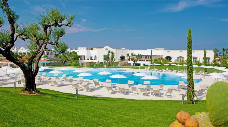Hotel Acaya Golf Resort **** - Vernole (LE) - Puglia