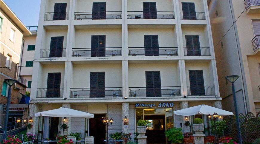 Hotel Arno *** - Chianciano Terme (SI) - Toscana