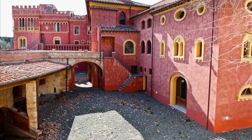 Hotel San Ruffino - Lari (PI) - Toscana