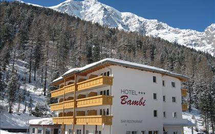 Hotel Bambi am Park ***