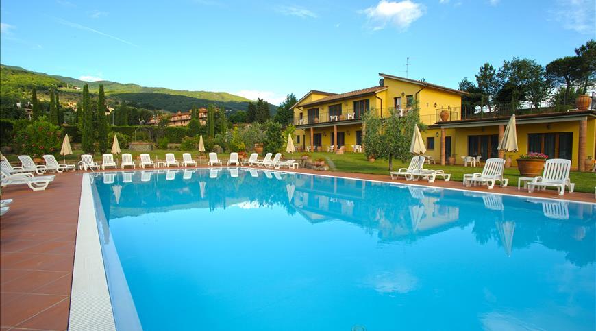 Hotel Fattoria degli Usignoli **** - Reggello (FI) - Toscana
