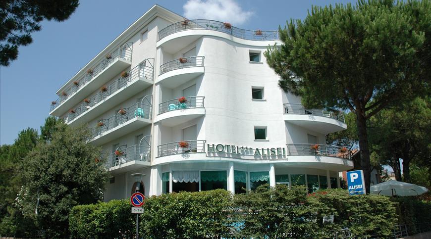 Hotel Alisei *** - Lignano Sabbiadoro (UD) - Friuli Venezia Giulia