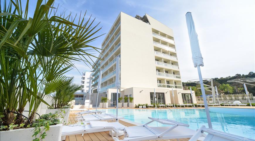 Hotel Nautilus Family **** - Pesaro (PU) - Marche