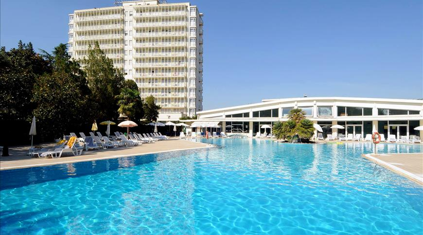 Hotel Terme Internazionale **** - Abano Terme (PD) - Venetien