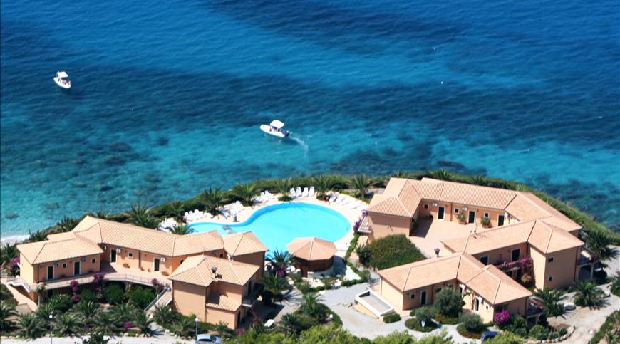 Hotel Lido San Giuseppe **** - Briatico (VV) - Kalabrien