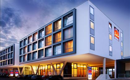 Hotel Star Inn Salzburg Airport Messe by Comfort ***