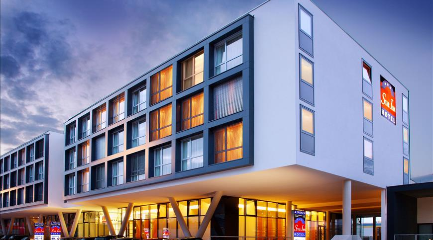 Hotel Star Inn Salzburg Airport Messe by Comfort *** - Wals - Siezenheim (SZ) - Salzburg