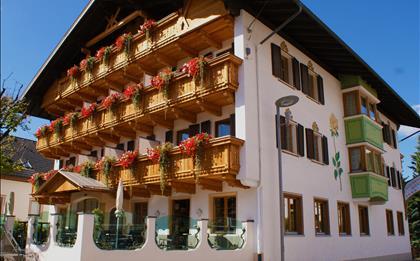 Hotel Goldene Rose ***S