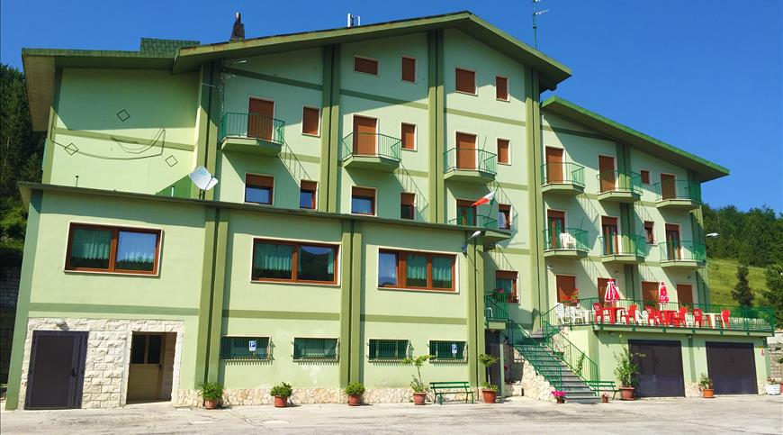 Hotel Ti Bionda Suisse *** - Pretoro (CH) - Abruzzo