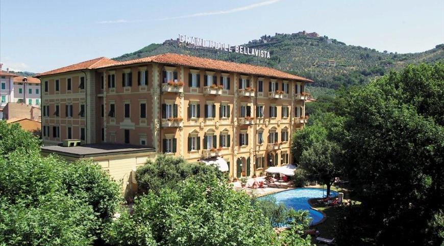 Hotel Bellavista Palace *****L - Montecatini Terme (PT) - Toscana
