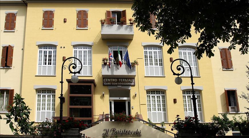 Hotel Centro Termale Il Baistrocchi ***S - Salsomaggiore Terme (PR) - Emilia Romagna