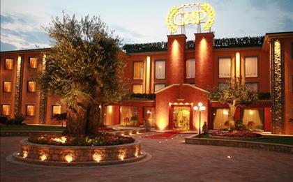 Hotel Grand Hotel del Parco ****