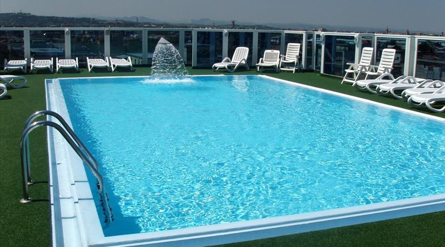 Piscina Hotel Soleblu