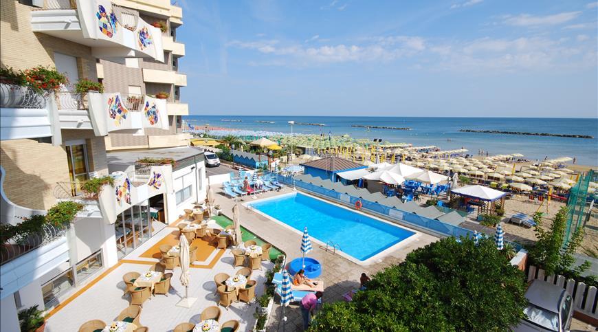Hotel Bellevue *** - Pesaro (PU) - Marche
