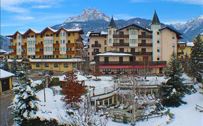 Hotel Brunet Family e Spa ****