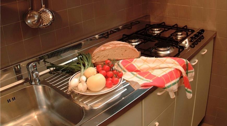 Cucina Villino B