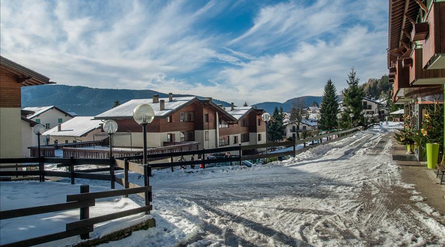 Ferienanlage Nevada *** - Folgaria (TN) - Trentino Südtirol
