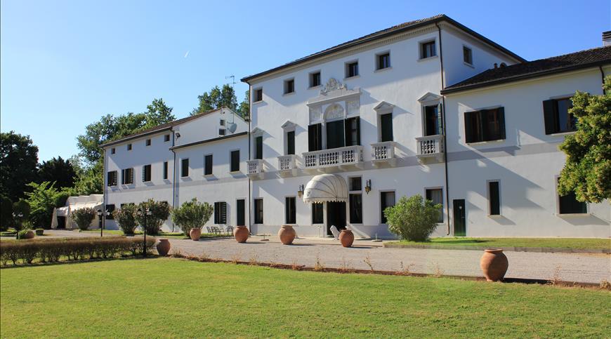 Hotel Villa Marcello Giustinian **** - Mogliano Veneto (TV) - Venetien