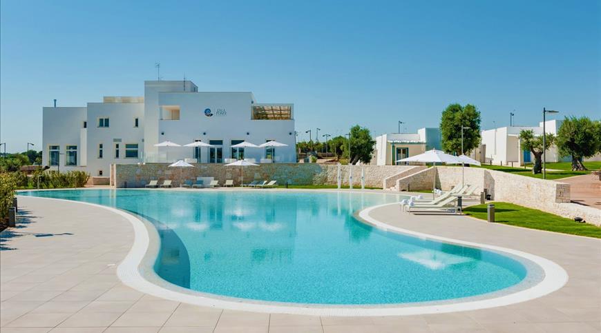 Hotel CalaPonte **** - Polignano a Mare (BA) - Apulien