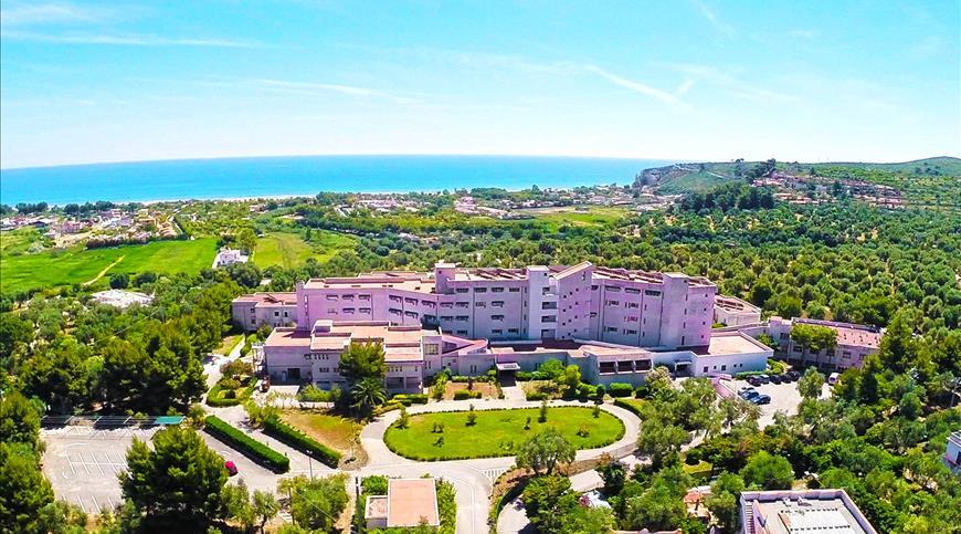 Hotel Il Belvedere *** - Vieste (FG) - Apulien