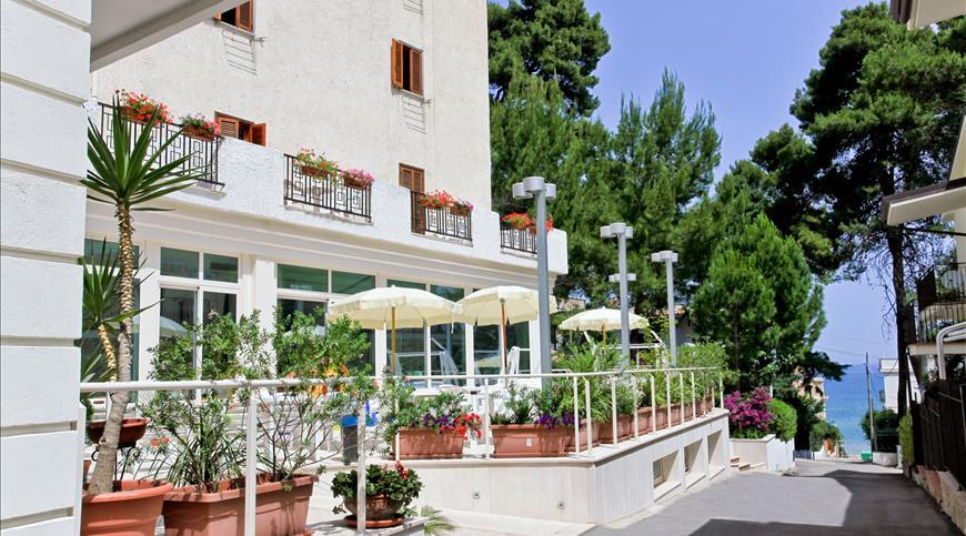Hotel Garden *** - San Menaio (FG) - Apulien