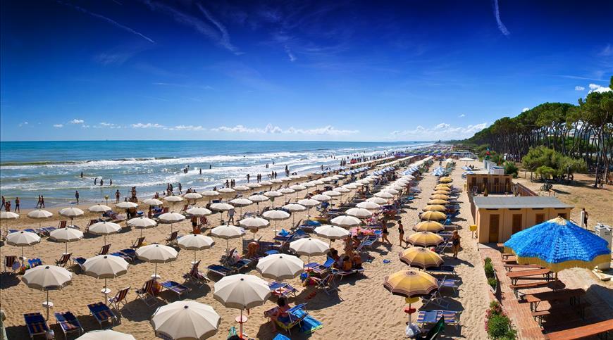 Hotel Mare Blu *** - Pineto (TE) - Abruzzen
