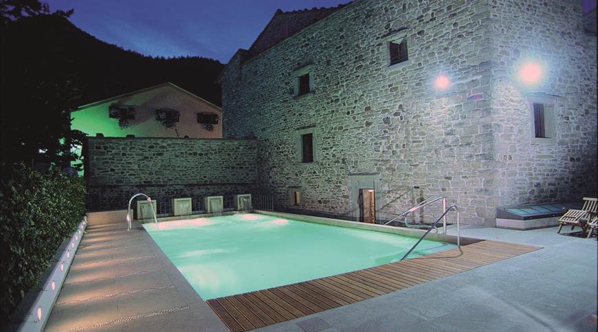 Hotel Delle Terme Santa Agnese **** - Bagno di Romagna (FC) - Emilia Romagna