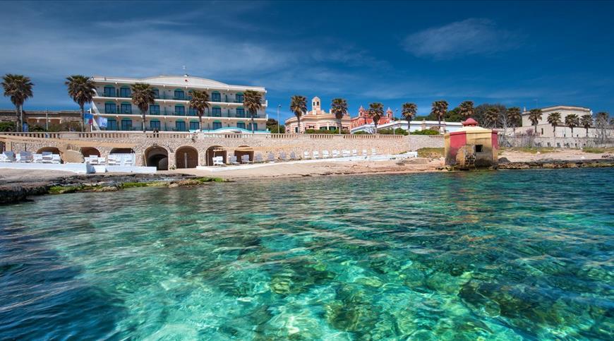 Hotel Terminal *** - Leuca (LE) - Apulien