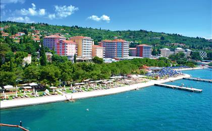 Grand Hotel Portorož ****S