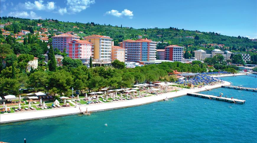 Hotel Slovenija ***** - Portorose (KP) - Pirano