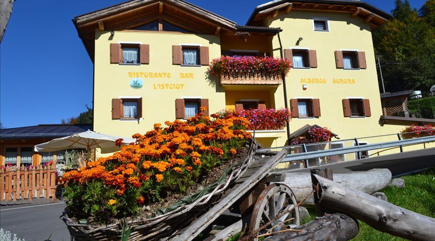 Hotel Aurora e Garnì Wellness Anderle *** - Vignola Falesina (TN) - Trentino Alto Adige