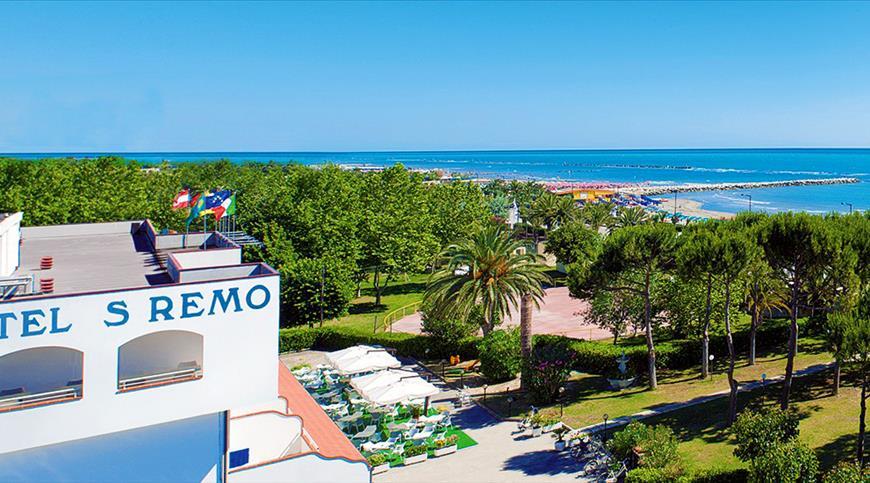 Hotel San Remo *** - Villa Rosa (TE) - Abruzzo