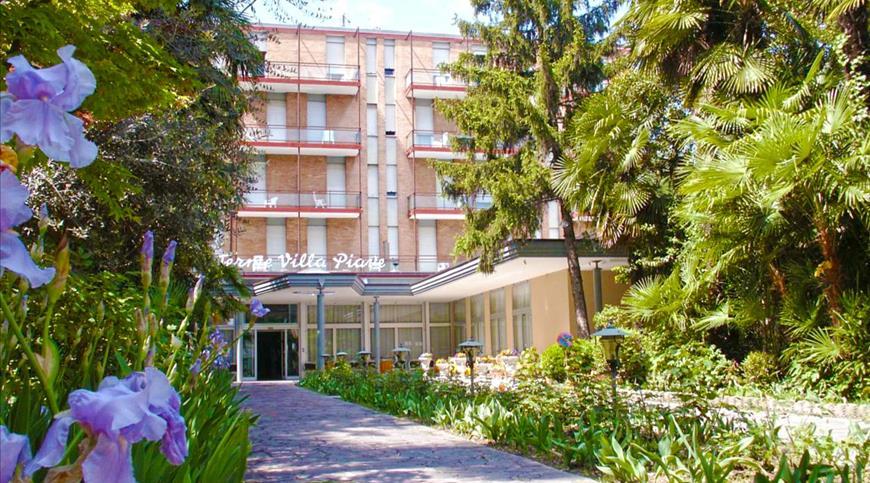 Hotel Terme Villa Piave *** - Abano Terme (PD) - Venetien