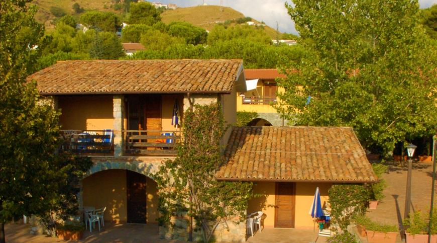 Residence Sangineto Club *** - Sangineto Lido (CS) - Kalabrien
