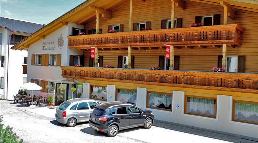 Hotel Diamant *** - San Martino in Badia (BZ) - Trentino Alto Adige